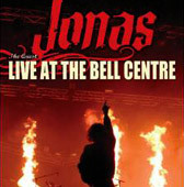 jonas live at the bell center